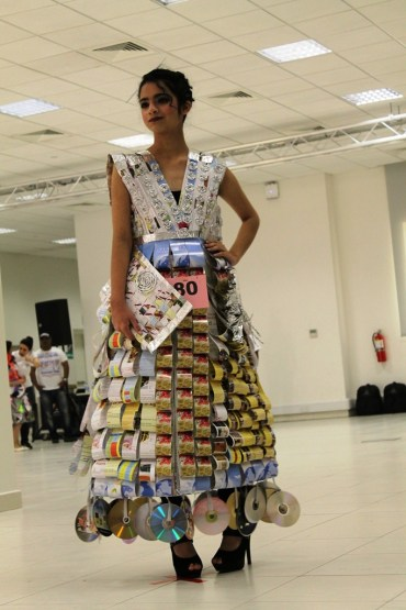 Qatar's Eco-Fashion Design Winners from World Environment Day