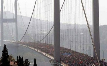 Turkey's Environment Protest Swings to General Protest Against PM Recep Tayyip Erdogan