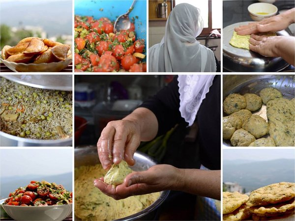 Cherry Tomato Tabuleh And Eating With The Druze In The Galilee
