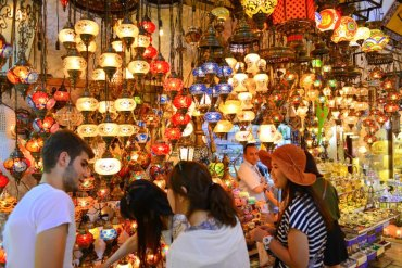 Istanbul's Grand Bazaar May Be Ripe for a Market Crash