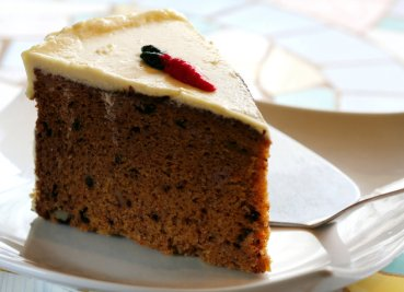 RECIPE: Carrot Cake For Rosh HaShanah