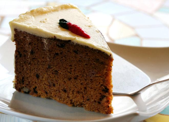 RECIPE: Carrot Cake For Rosh HaShanah