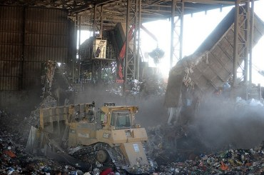 Half of Tel Aviv's Metropolitan Area Trash to be Used as Fuel