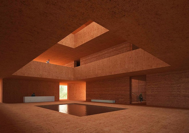 Marrakech Museum for Photography and Visual Art, David Chipperfield Architects, sustainable design, photography museum, Marrakech, Morocco, tourism, travel, art