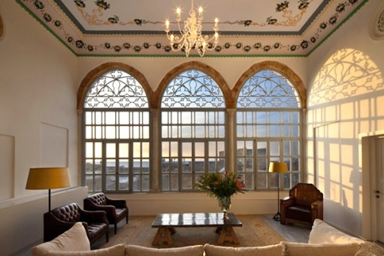 The Efendi Hotel, green renovation, Ottoman Palaces, Boutique Hotels Israel, Travel, Acre, Uri Jeremias
