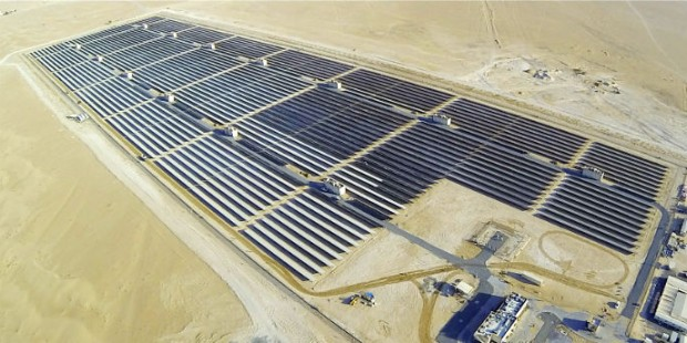 Dubai Opens 13 MW Solar Plant, The Largest PV Plant in Mideast