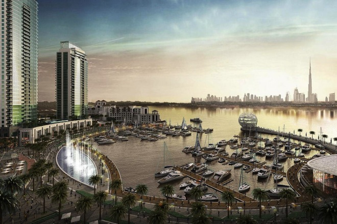 The Lagoons – Another Enormous Waterfront Development for Dubai