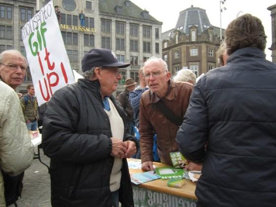 Trip to Amsterdam-7.10-14.10.2013 318 activist