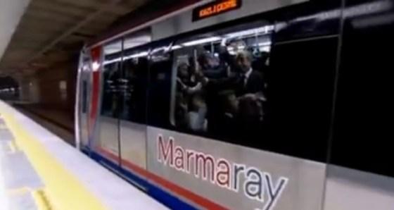 marmaray tunnel istanbul