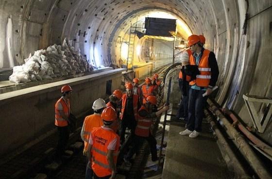 marmaray undersea tunnel tube turkey istanbul