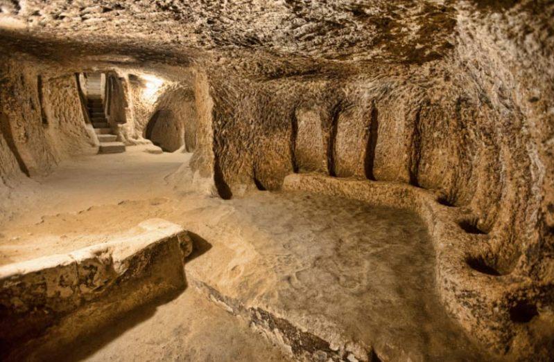 """Turkey's Cappadocia reveals """"new"""" 5,000-year-old city"""