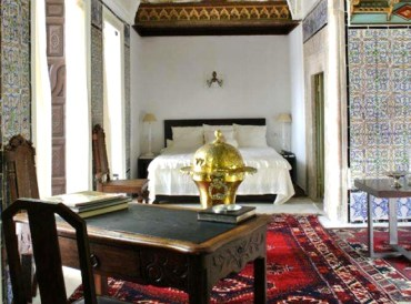 Artsy Dar Ben Gacem hotel awakens bygone Ottoman era in Tunis