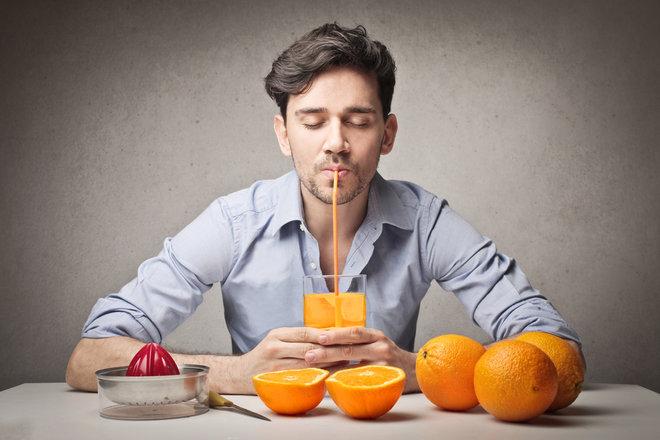 Is fruit juice shortening your life?