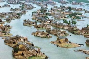 Garden of Eden's Mesopotamian Marshlands in Iraq May Get An Eco Uplift