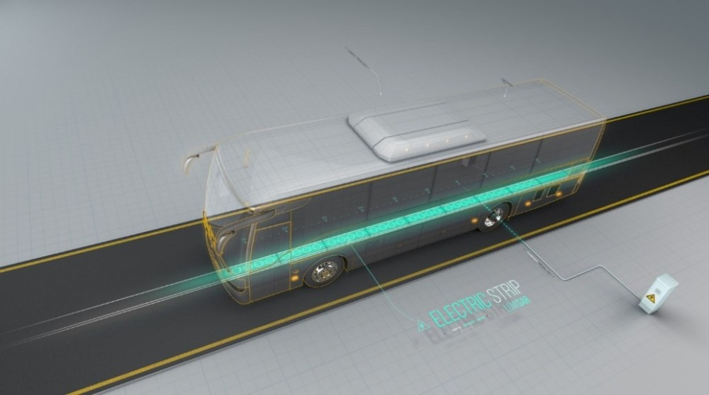 Electroad to electric the bus systems in Israel, then the world