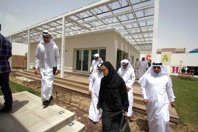 Will Qatar's Passivhaus Baytna experiment perform in intense heat?