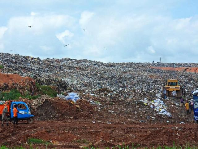 energy industries Ghana garbage