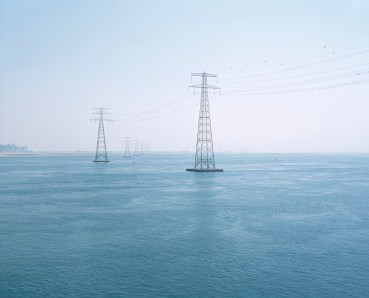 "Abu Dhabi energy pylons confuse perceptions of ""land"" use"