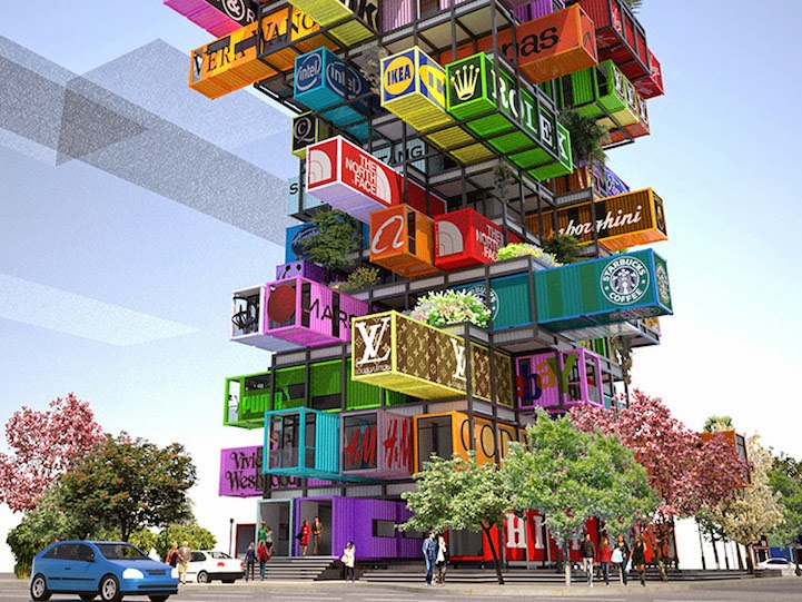 "Shipping container ""cargotecture"" not all it's stacked up to be!"