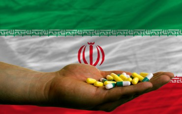Iran dominates drug headlines in the Middle East