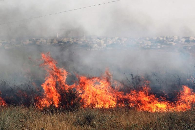 Fiery May heatwave is setting Israel ablaze