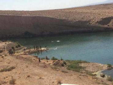 Mysterious, possibly radioactive lake appears out of the blue in Tunisia!