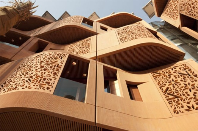 Dispatch from inside Masdar