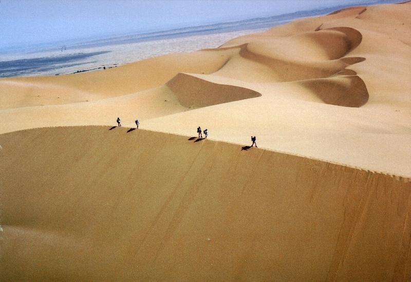 Moroccan marathon is world's toughest footrace
