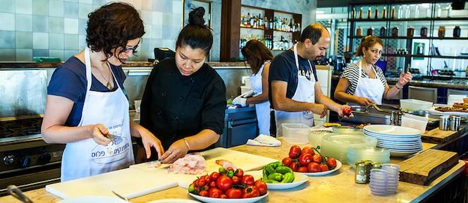 Open Restaurants is the new Open Houses of Tel Aviv