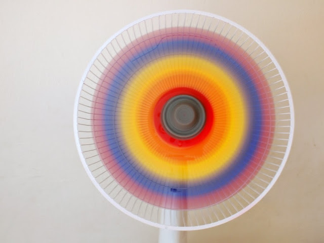 Up your eco coolness and become a fan of fans