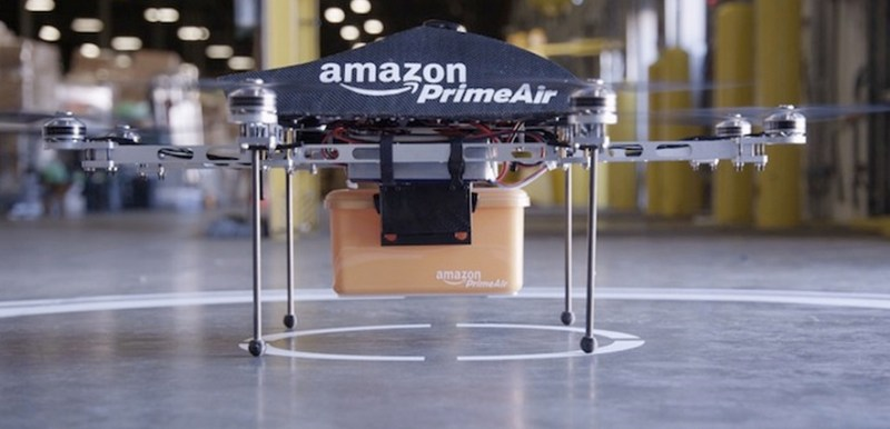 "Prime Air from Amazon could be used for green ""goods"" too [video]"