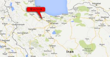 Massive mystery explosion in Iran