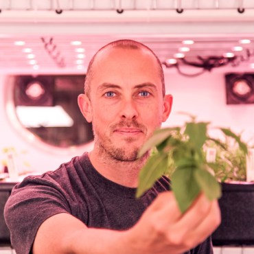 Chefs' dream garden grows in the middle of Manhattan at Farm.One