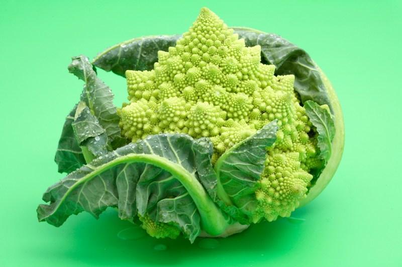 Roasted Romanesco broccoli pasta – the ultimate Recipe