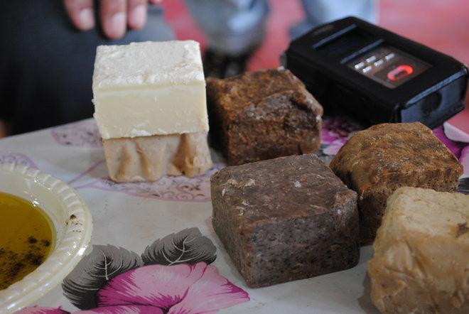 camel milk soaps