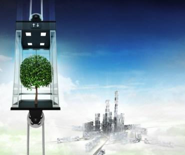 Students tackle 'space elevator' design challenge in Israel