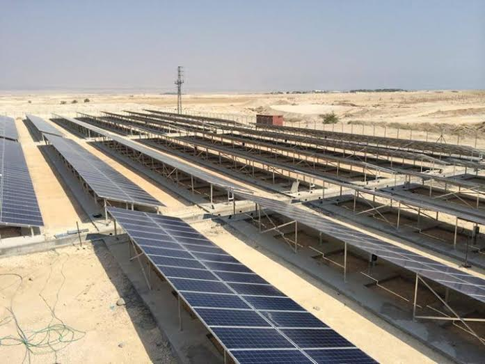 Solar project brings affordable energy to Palestinian homes