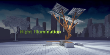 Sologic's solar eTree that keeps on giving