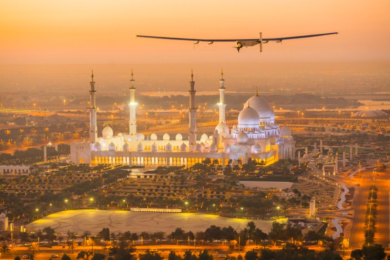 Solar Impulse 2 mission control center to launch Abu Dhabi flight in March
