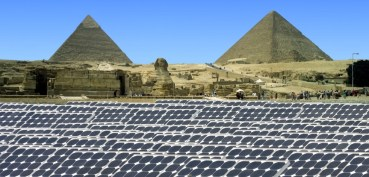 Egypt to shine with a new $3.5 BIL solar plant!