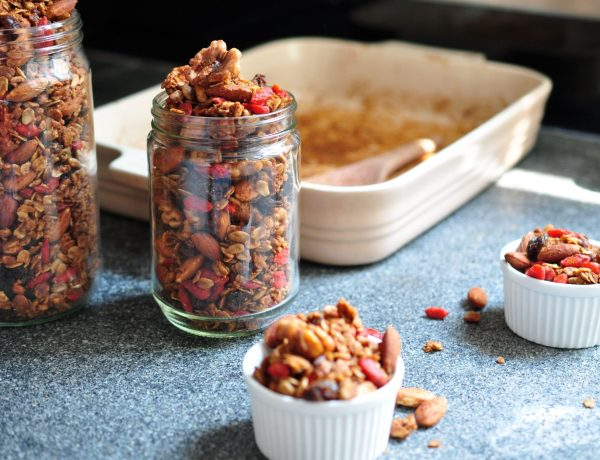 Homemade Granola Recipe 3