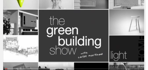 Green Building Show Video Capture