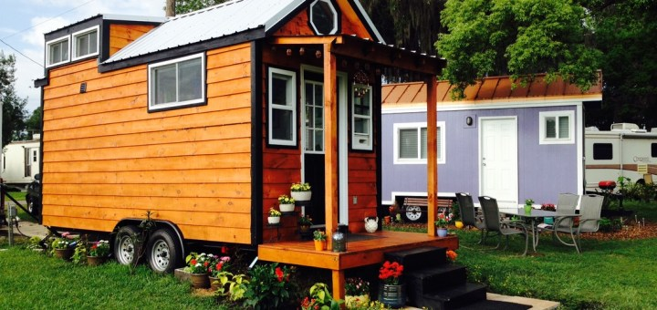 Orlando Lakefront Tiny Home