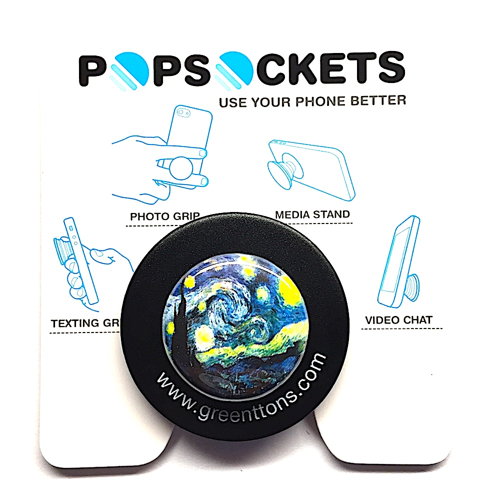 Fullsize Of Custom Pop Socket