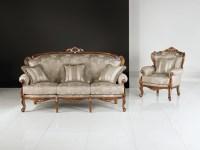 sofa ozdobna