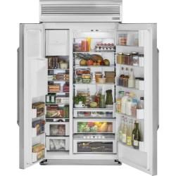 Small Crop Of Ge Monogram Refrigerator