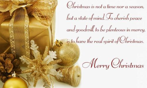Medium Of Funny Christmas Card Messages