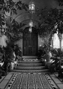 Mar-a-Lago, Entrance to Master Suite from Cloister, 1967 United States Library of Congress's Prints and Photographs