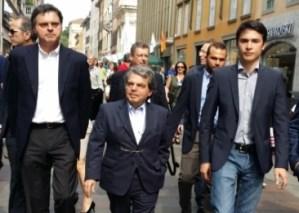 Con il Presidente Brunetta