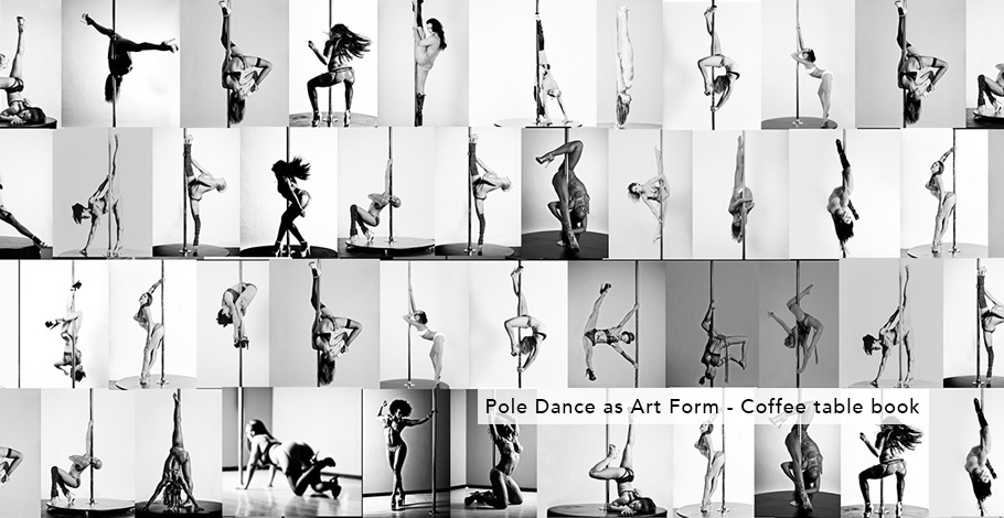 Pole dance as art form by Gregory Beylerian
